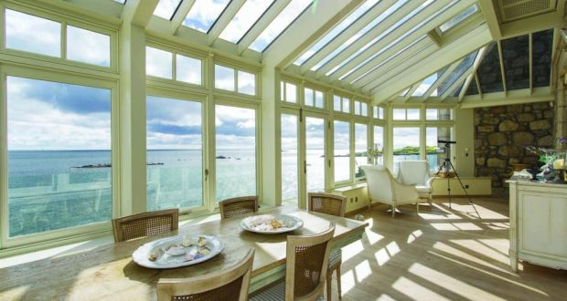"""Featured image for """"Hampton Conservatories featured on stunning home in Dalkey."""""""